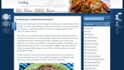 Unblog.cl